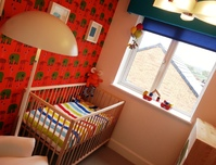 Create a nursery fit for a Royal baby