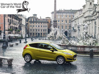 Ford Fiesta 1.0-litre EcoBoost wins Women's World Car of the Year