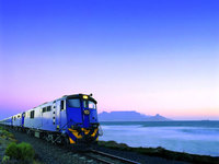 The Blue Train does KwaZulu-Natal