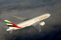 Emirates announces aircraft upgrade on Lyon service