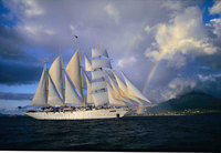 Ten things you may not know about a tall ship cruise