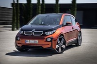 The all-electric BMW i3