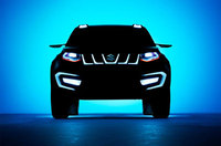 Suzuki iV-4: Compact SUV Concept to be unveiled in Frankfurt