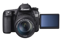 Unleash your potential with the Canon EOS 70D