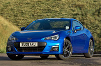 Increased UK supply for in-demand Subaru BRZ