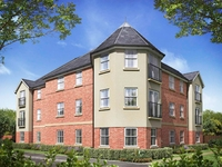 Taylor Wimpey apartments offer step on the ladder for first time buyers