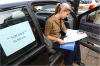 HPI urges used car buyers to double check log books