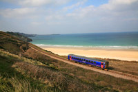 A great escape to the South West by train