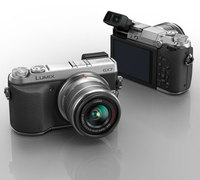 The Lumix GX7 - The stylish, advanced, feature packed camera