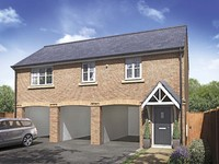 New selection of great-value homes at Saxon Fields