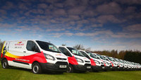 Ford Transit earns 44-year vote of confidence from Autoglass