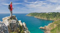 Climb all over the history of Guernsey with new self-guided trails