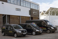 "Dragon's new Mercedes-Benz Citan is ""a prince among vans"""