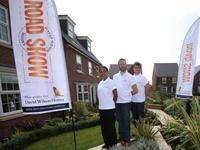 David Wilson Homes North West goes on tour this summer