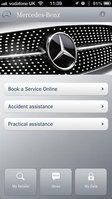 Mercedes-Benz Service App launches online booking