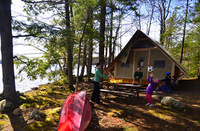 Get an authentic oTENTik camping experience in Atlantic Canada