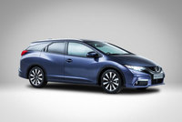 Honda takes the covers off new Civic Tourer
