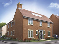 Don't miss the official launch of Taylor Wimpey's Beauchamp Mill