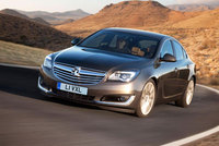 Aerodynamic new Insignia makes life a drag for rivals