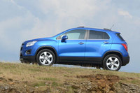 Chevrolet Trax - model range and pricing