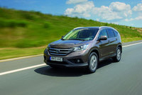Honda confirms CR-V 1.6 i-DTEC pricing