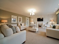 New showhomes are now open at Saxon Gate