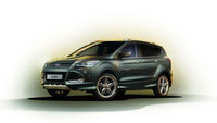 Ford introduces striking new Kuga Titanium X Sport