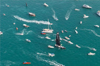 Abu Dhabi's Volvo Ocean Race stopover to be Cowes of Arabia