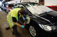 One in three motorists get their car hand-washed every couple of weeks