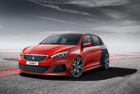 The radical Peugeot 308 R Concept