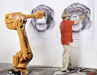 Vienna to create world-first art project - Robotic technology to be used in London