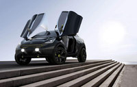 Kia Niro concept to be unveiled at Frankfurt