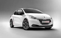 Peugeot and Total to unveil 208 HYbrid FE Concept at Frankfurt Show
