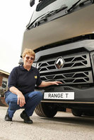 'Secret' trial of Renault T-Range sees more fuel efficiency for A Hingley Transport