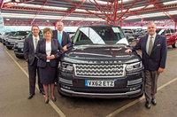 All-new Range Rover debuts at BCA