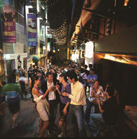 Hong Kong offers up eastern delights for clubbers