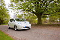 Nissan 360: Nissan LEAF to the rescue