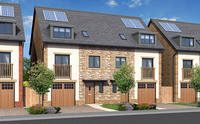 Four bedroom homes launched at Peterborough's zero carbon development