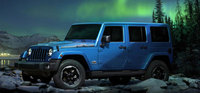 New limited-edition model of the iconic Jeep Wrangler