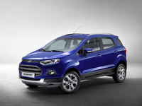 Ford uses Facebook to launch all-new EcoSport 'Limited Edition'