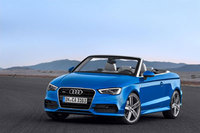 All-new cabriolet tops off Audi A3 range in Frankfurt