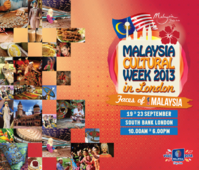 Enjoy Malaysia's delights for free at London's Malaysia Week