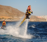 The ultimate adrenaline rush - thrills and spills in Gran Canaria
