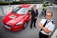 Volvo on the beat with Greater Manchester Police