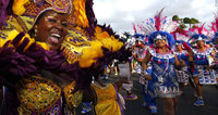 Aruba carnival gets a golden touch in 2014