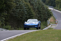 Corvette Stingray put through its paces at Nürburgring