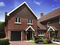 Explore the final plots at Kingshill Gate during open weekend