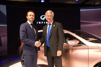 Infiniti's Q30 concept gets ministerial seal of approval