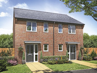 New Taylor Wimpey home designs unveiled at Saxon Gate