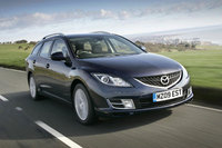 Mazda6 wins 'Best Used Estate Car' award